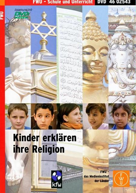 Kinder erklären ihre Religion